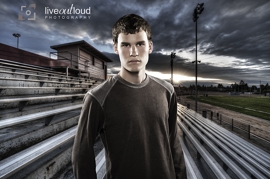 new senior portrait look for live out loud photography live out
